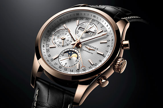 Longines orologi roma vendita e assistenza longines in sede a roma centro assistenza tecnica for Celebrity watch brand male