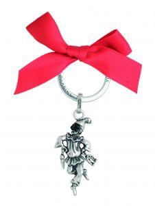 Charm GIOVANNI RASPINI Amuleto con Pulcinella