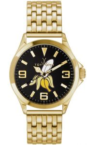 ToyWatch CRUISE GRAFFITI Banana CRT01BK