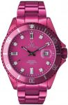 ToyWatch Metallic PINK ME06PS