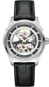 HAMILTON Jazzmaster Viewmatic Skeleton Gent H42555751