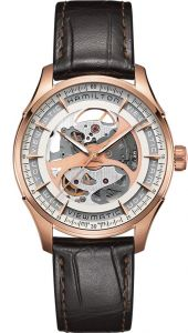 HAMILTON Jazzmaster Viewmatic Skeleton Gent H42545551