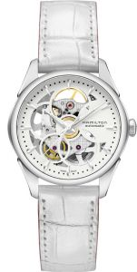 HAMILTON Jazzmaster Viewmatic Skeleton Lady H32405811