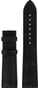TISSOT Chemin des Tourelles spezzoni cinturino nero XL