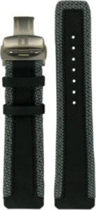 TISSOT Cinturino pelle tecnico T600035308
