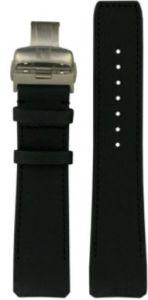 TISSOT Cinturino pelle nero T600035305