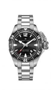 HAMILTON Khaki Navy Frogman Acciaio H77605135