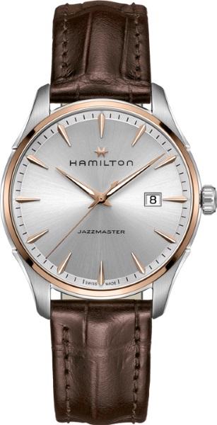 HAMILTON Jazzmaster Gent Quarzo H32441551