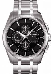 TISSOT Couturier Chrono Automatic T035.627.11.051.00