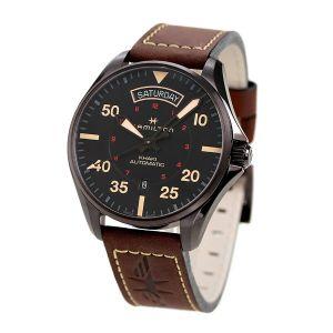HAMILTON Khaki Pilot Day Date H64605531