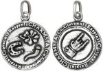 Charm GIOVANNI RASPINI Moneta Amuleti