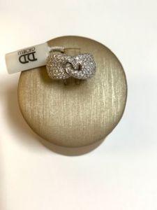 DAVITE&DELUCCHI Anello Fascia Diamanti AA028948